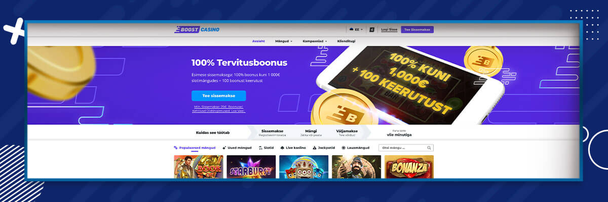 Boost Casino