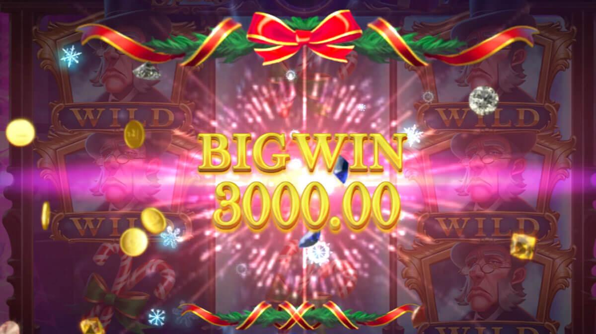 Holiday Spirits suur võit