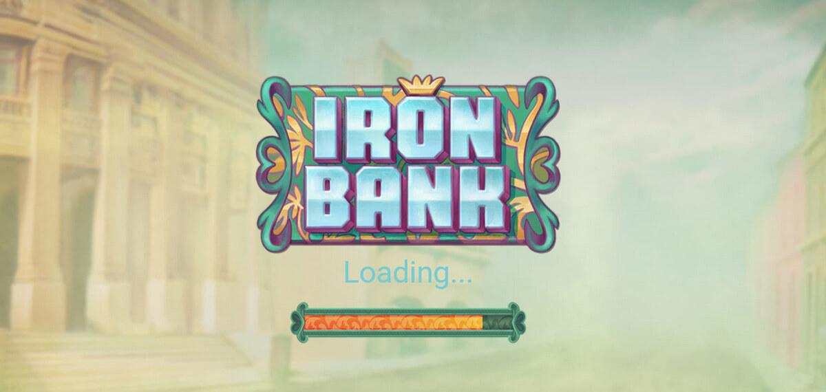 Iron Bank laadimisaken