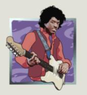 Jimi Hendrix sümbol