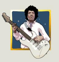 Jimi Hendrixi sümbol