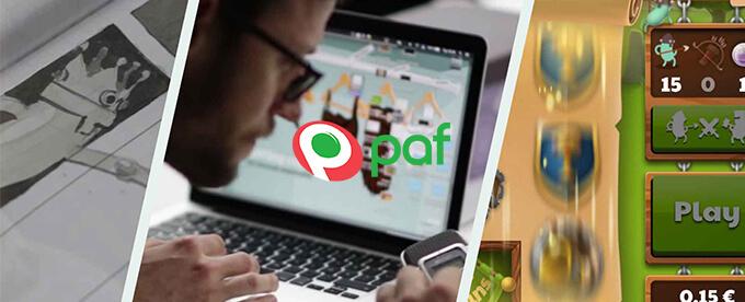 Loe siit Paf Game Studio ülevaadet