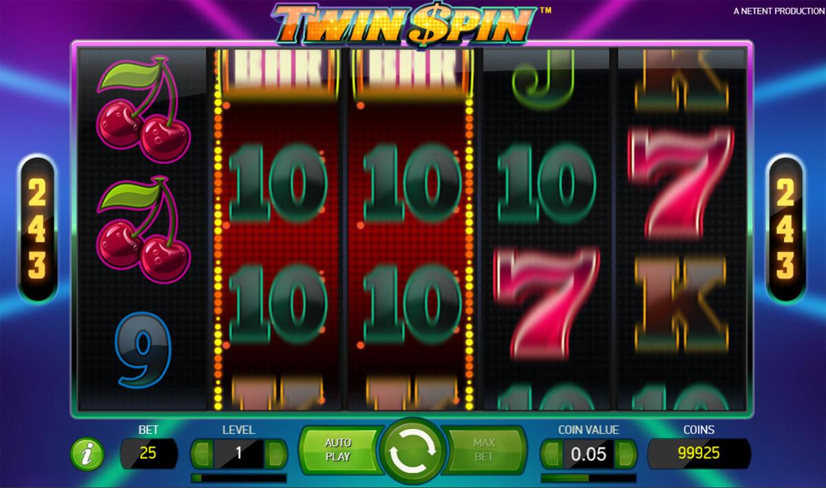 Twin Spin kaksikrullik